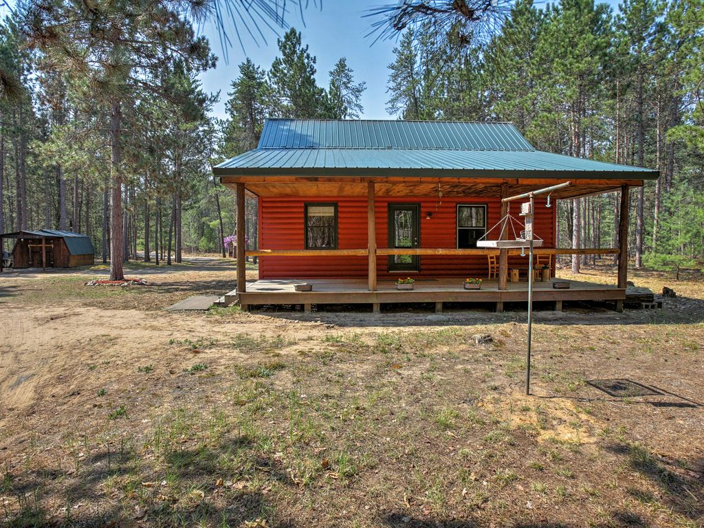 Wondrous 2BR Log Cabin auf 10 Forested Acre... - HomeAway