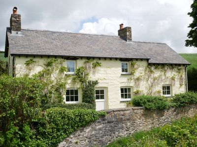 Photo for Charming 18th Century Cottage in the beautiful Welsh Countryside