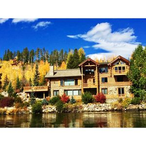 Photo for Spectacular Luxury Lakefront Estate With Boat Dock!!