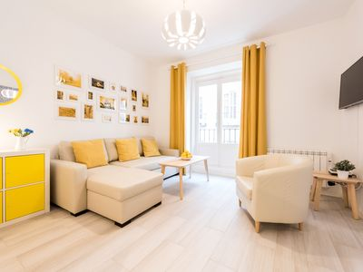 Photo for Fabulous apartment in Plaza Mayor