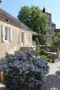Photo for At the heart of a medieval village, a spacious and quiet cottage to relax
