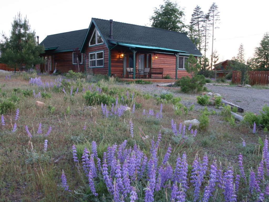 Yosemite Hilltop Cabins Sage Cabin 15 Min To The Valley