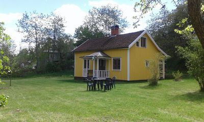 Photo for extensively renovated holiday home in Lönneberga