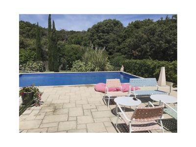 """Photo for Villa """"La Maison Blanche"""" with swimming pool and jacuzzi"""