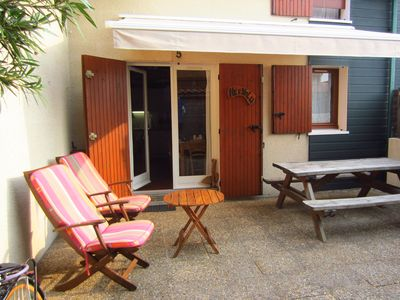 Photo for House 5 people Biscarrosse Plage - foot of the dune