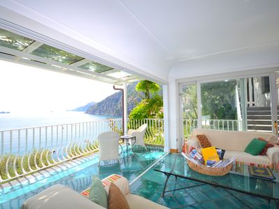 Photo for 5BR Villa Vacation Rental in Arienzo, Amalfi Coast