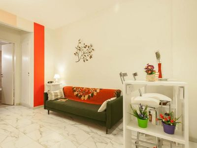 Photo for NICE Apt in Recoleta- 1BR- Subway