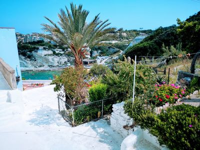 Photo for 1BR Apartment Vacation Rental in Ponza