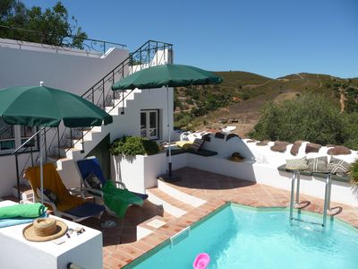 Photo for Beautifully Restored House, Sleeps 6, Spectacular Views, Broadband, Pool, Aircon