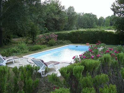 Photo for Monfort-sur-Argens, detached house in the countryside, with swimming pool
