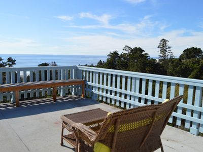 Photo for Beautiful 2 and a half bedroom, 2 bath single story ocean view.
