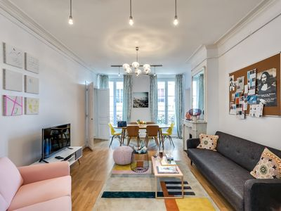 Photo for Apartment in the center of Paris with Internet (738358)