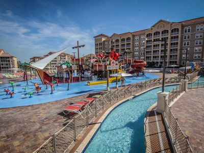 Photo for Amazing resort 1.5 miles from Disney with 11 pools including a big water park