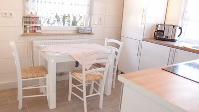 Photo for renovated Beautiful & bright 3 bedroom apartment for up to 7 people, new