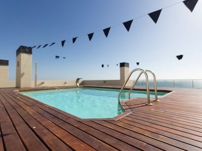 Photo for DUPLEX WITH SWIMING POOL, PARKING, AIR CONDITIONING, WIFI_COVA GRAN