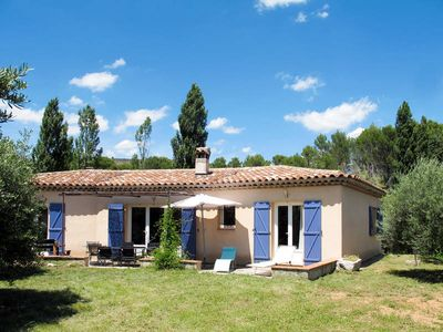 Photo for Vacation home Les Oliviers  in Salernes, Côte d'Azur hinterland - 6 persons, 3 bedrooms