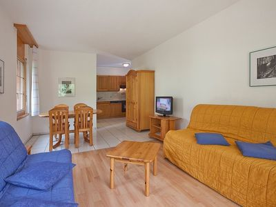 Photo for Apartment in the center of Leukerbad with Internet, Lift, Parking, Balcony (46073)
