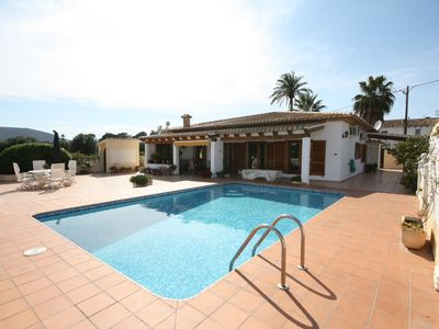 Photo for Very well maintained 4 bedroom Villa in Denia