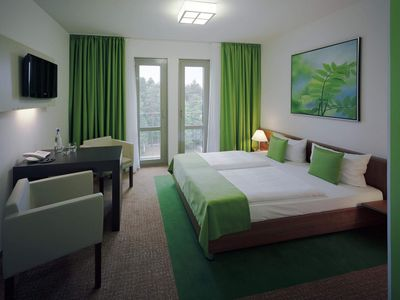 Photo for Double room, shower or bath, WC - Akademiehotel