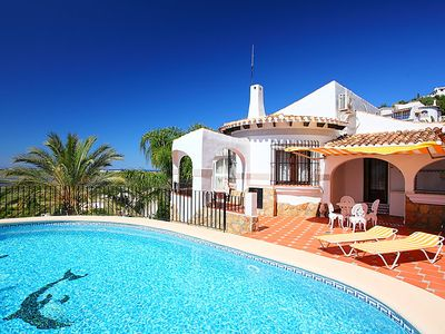 Photo for Vacation home Villa Kim  in Pego, Costa Blanca - 8 persons, 4 bedrooms