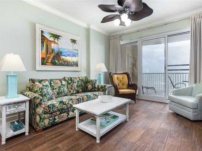 Photo for Island Royale 902: 2 BR / 2 BA condo in Orange Beach, Sleeps 6