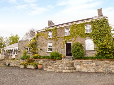 Photo for THE FARMHOUSE, pet friendly, with hot tub in Aberaeron, Ref 19244