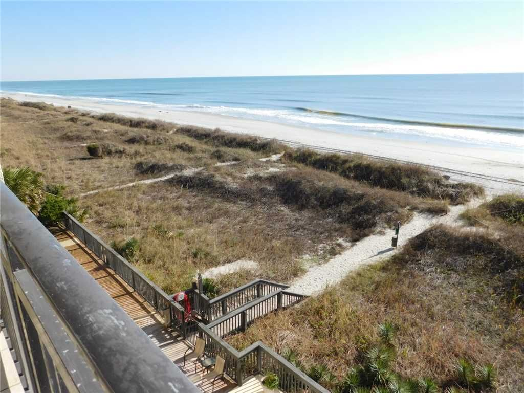 Oceanfront Updated 3br Perfect Location Pet Friendly