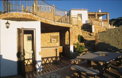 Photo for Holiday house Frigiliana for 2 - 3 persons with 1 bedroom - Holiday house