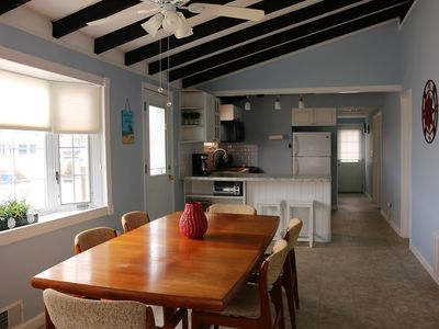 Photo for *Weekends Available* Lavallette Home, Bay Block, Private Beach Access
