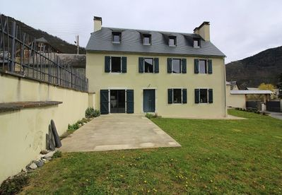 House Restored Comfort Classified 4 Ears Ancizan St Lary Soulan