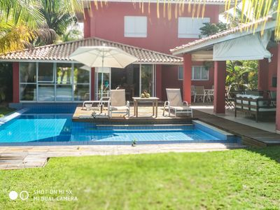 Photo for Beautiful and Comfortable House in Costa Do Sauipe