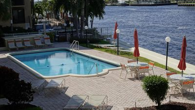 Photo for Great view on the Intracoastal located in  Pompano Beach , Florida .