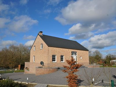 Photo for Modern Holiday Home in Somme-Leuze with Garden