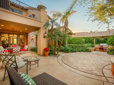 Photo for 'Greg Norman Estate' 4BR plus Loft, 4.5 BA, PGA West, Sleeps 14