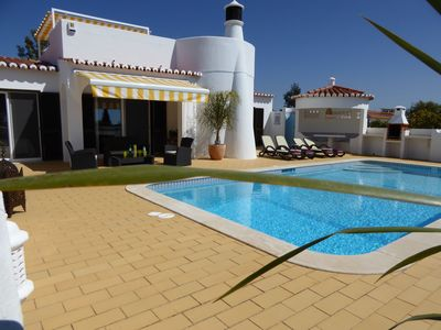 Photo for Typical luxurious villa in Algarve