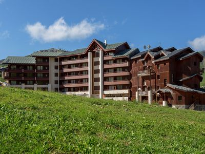 Photo for 1BR Condo Vacation Rental in Macot-la-Plagne