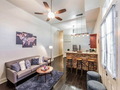 Photo for Authentic 2BR/2BA in Historic Treme by Domio