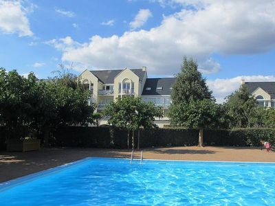 Photo for BEAUTIFUL APARTMENT IN THE SEA - La Baule - IDEALLY WITH POOL PLACE