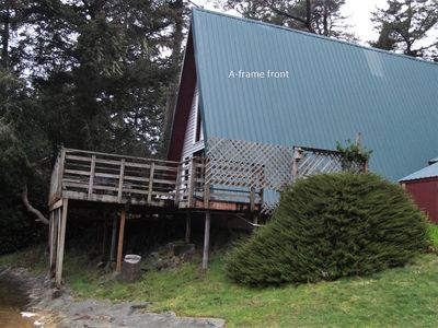 Photo for Dune Haven Lakefront Retreats with Private Oregon Dunes Access