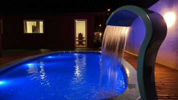 house with swimming pool, internet wi-fi, air conditioning near the south beaches of the island