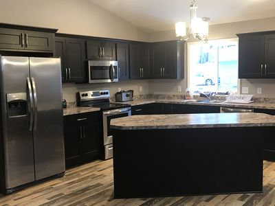 Photo for Come and enjoy the Super Bowl in our newly constructed 5 bedroom 3 bathroom home