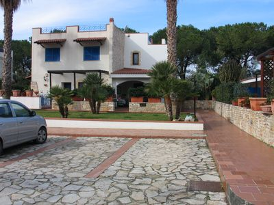 Photo for villa near the sea and the historic center, finely furnished, for families