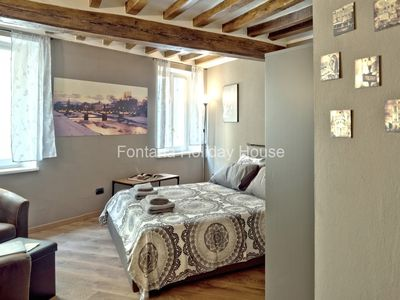 Photo for Apartment Fontana holiday house in Parma