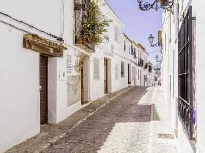 Photo for Rustic townhouse in the middle of old town Altea