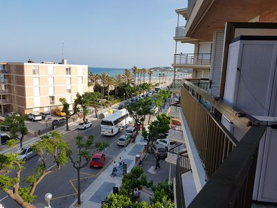 Photo for Apartment 4 people at 50m. Beach