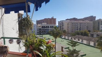 Photo for Flat 6 ° floor without opposite on inner patio, near sea