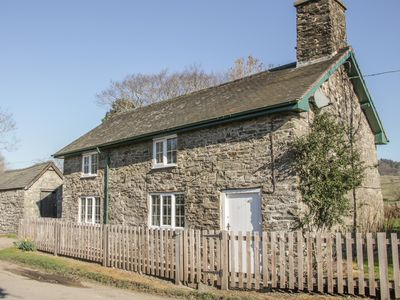 Photo for BICTON COTTAGE, pet friendly, with open fire in Clun, Ref 983286