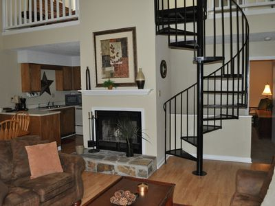 Photo for Three Bedroom Townhouse in Downtown Gatlinburg (Unit 503)