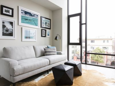 Photo for Sonder | Lombard Street | Lovely 1BR + Rooftop