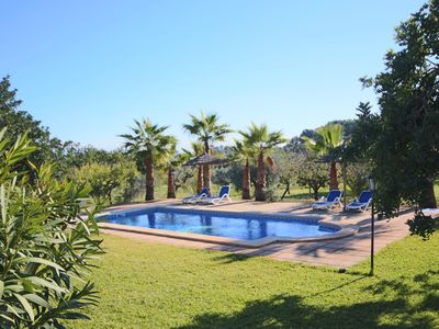 Photo for House in the center of Selva with Parking, Internet, Air conditioning, Pool (969011)